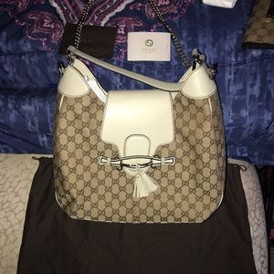 Gucci Bag with Chain Strap